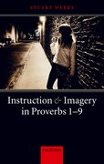 Cover for Instruction and Imagery in Proverbs 1-9