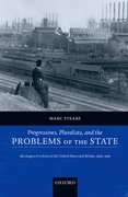 Cover for Progressives, Pluralists, and the Problems of the State