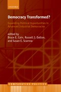 Cover for Democracy Transformed?