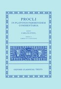 Cover for Procli In Platonis Parmenidem Commentaria II