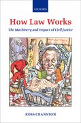 Cover for How Law Works