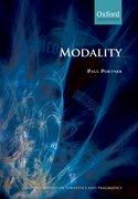 Cover for Modality
