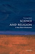 Cover for Science and Religion: A Very Short Introduction