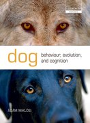 Cover for Dog Behaviour, Evolution, and Cognition