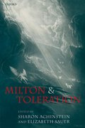 Cover for Milton and Toleration