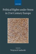 Cover for Political Rights under Stress in 21st Century Europe