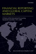 Cover for Financial Reporting and Global Capital Markets