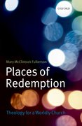 Cover for Places of Redemption