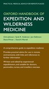 Cover for Oxford Handbook of Expedition and Wilderness Medicine