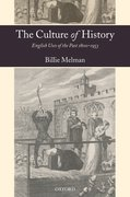Cover for The Culture of History