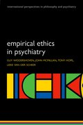 Cover for Empirical Ethics in Psychiatry