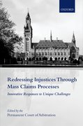 Cover for Redressing Injustices through Mass Claims Processes