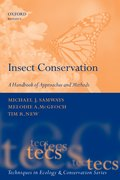 Cover for Insect Conservation
