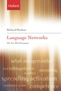 Cover for Language Networks