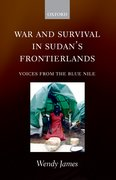 Cover for War and Survival in Sudan