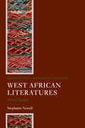 Cover for West African Literatures