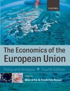 Cover for Economics of the European Union