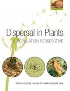 Cover for Dispersal in Plants