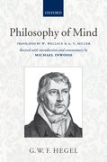 Cover for Hegel: <em>Philosophy of Mind</em>