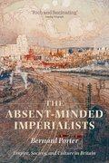 Cover for The Absent-Minded Imperialists