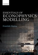 Cover for Essentials of Econophysics Modelling