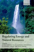Cover for Regulating Energy and Natural Resources