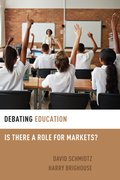 Cover for Debating Education