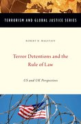 Cover for Terror Detentions and the Rule of Law