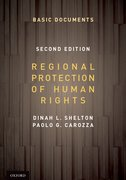 Cover for Regional Protection of Human Rights: Documentary Supplement