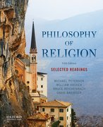 Cover for Philosophy of Religion