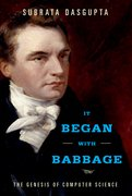Cover for It Began with Babbage