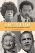 Cover for Historic Firsts