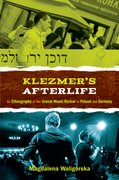 Cover for Klezmer