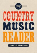Cover for The Country Music Reader