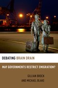 Cover for Debating Brain Drain