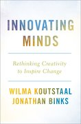 Cover for Innovating Minds