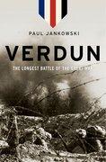 Cover for Verdun - 9780199316892