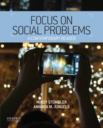 Cover for Focus on Social Problems
