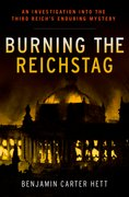 Cover for Burning the Reichstag