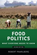 Cover for Food Politics