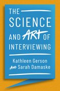 Cover for The Science and Art of Interviewing