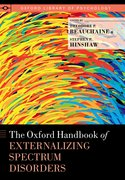 Cover for The Oxford Handbook of Externalizing Spectrum Disorders