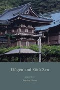 Cover for Dogen and Soto Zen