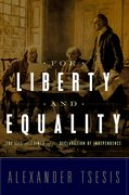 Cover for For Liberty and Equality