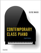 Cover for Contemporary Class Piano
