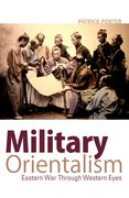 Cover for Military Orientalism