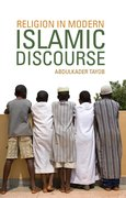 Cover for Religion in Modern Islamic Discourse