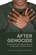 Cover for After Genocide