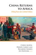 Cover for China Returns to Africa