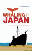 Cover for Whaling in Japan